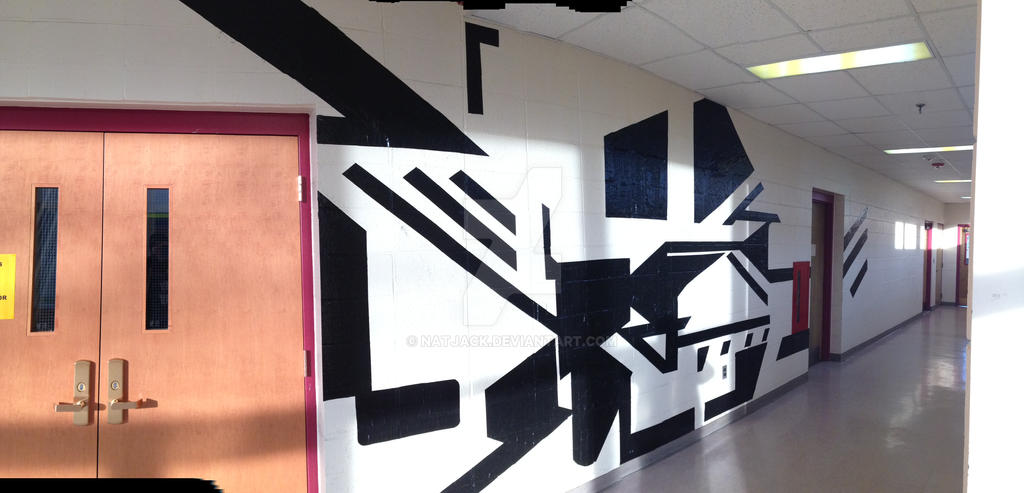 Mural: Finished by NatJack