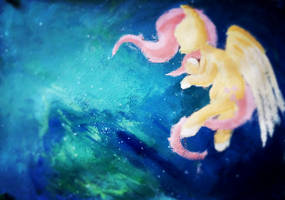 Missing Space Fluttershy