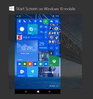 Alternative Start Screen on Windows 10 Mobile