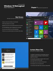 Windows 10 Reimagined - Start and Cortana