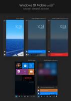 Windows 10 Mobile Concept by bannax1994