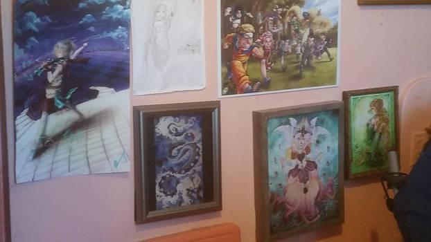 Art on my wall