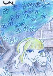 Holly by GreenAngel5