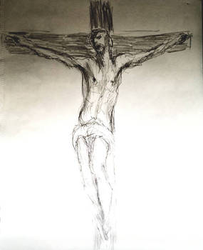 crucifixion after el Greco