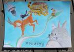 Rassemblement Ghibli pour Caronat
