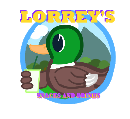 Lorrey's snacks and drinks by C-Pla5-G