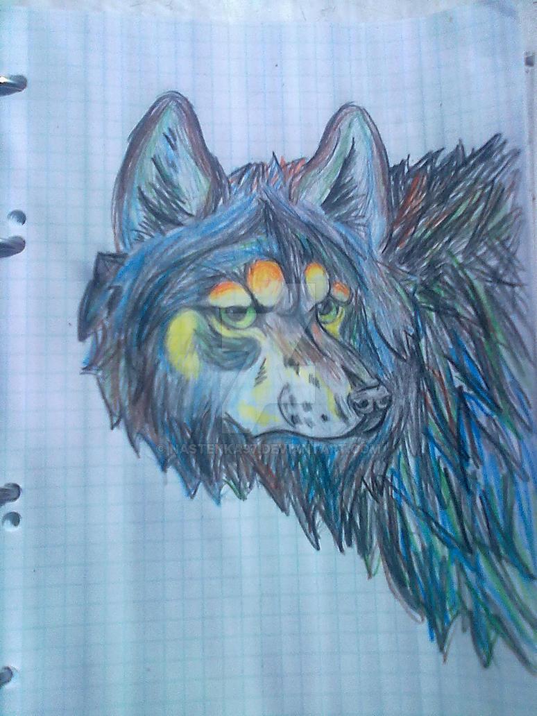 Wolf))) by Nastenka97