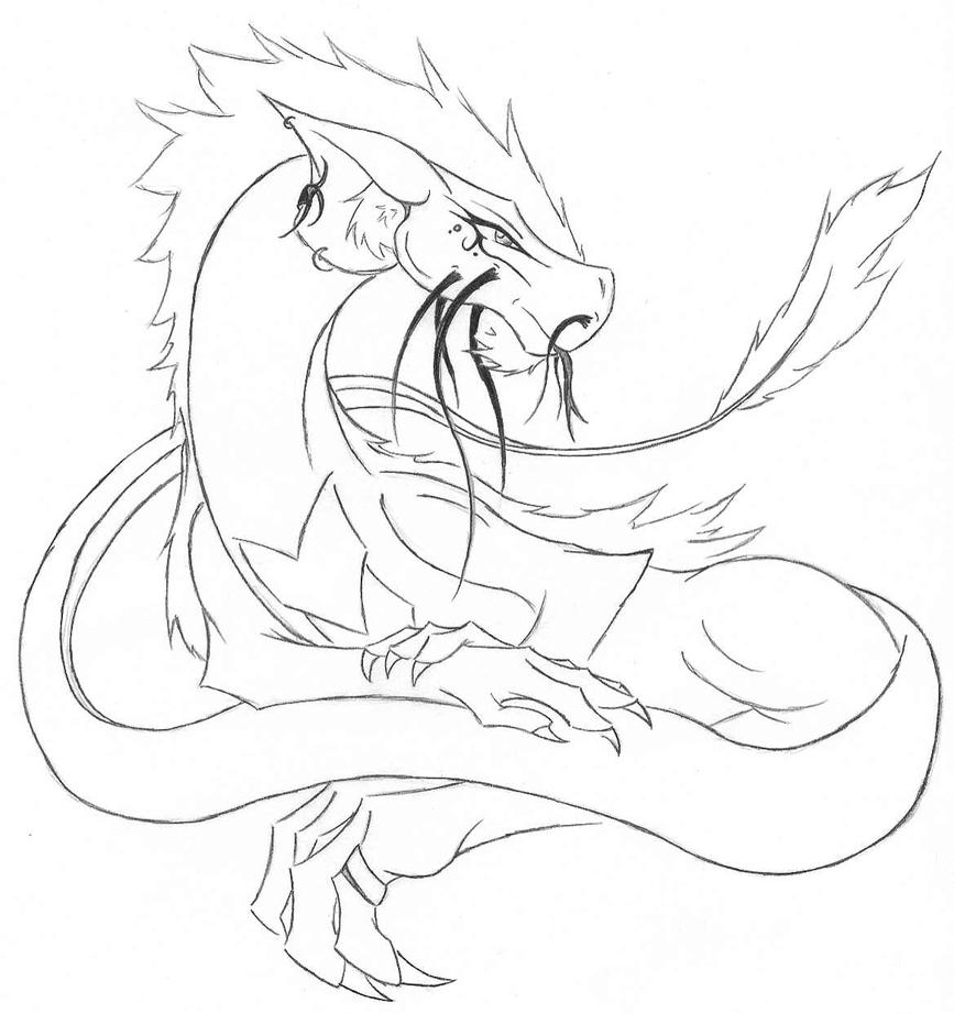 cool dragon poses by blackjaeger on deviantart