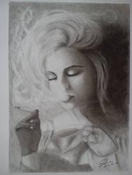 smoke by vlesslie