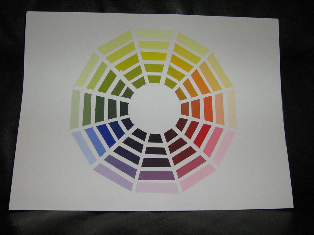 Complex Color Wheel By Shadowcatxavier