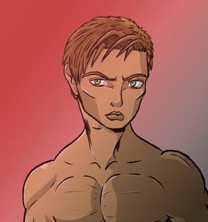 Vince Portrait