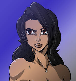 Anabelle Portrait