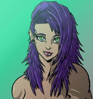 Beth Portrait