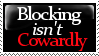 Stamp: Blocking by 1996naruto
