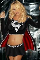 Evil Supergirl 001 by masterofdisaster127