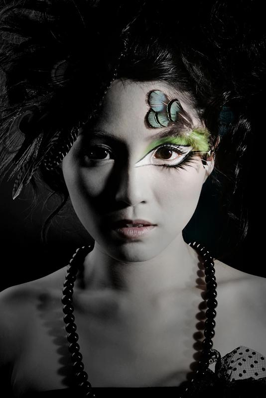 Iris by dearareya