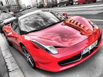 Ferrari by smudlinka66