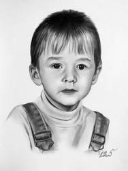 Little boy by smudlinka66