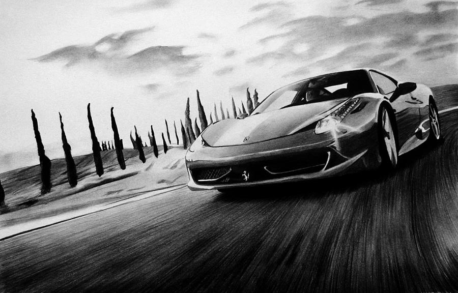 Ferrari 458 Italia by smudlinka66