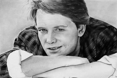 Marty McFly by smudlinka66