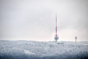 Snowy day by smudlinka66