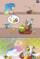 Magical Journey by mickking