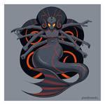 SU mermay #24 - Obsidian