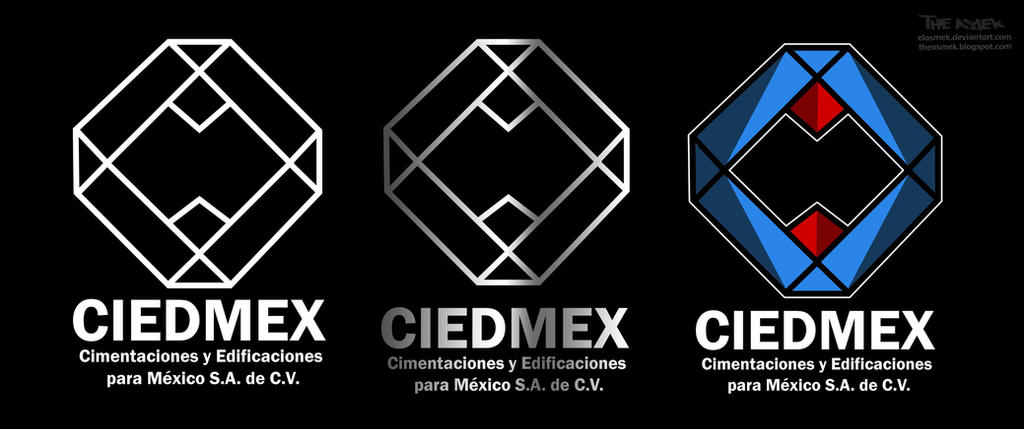 CIEDMEX logotipo by ElAsmek