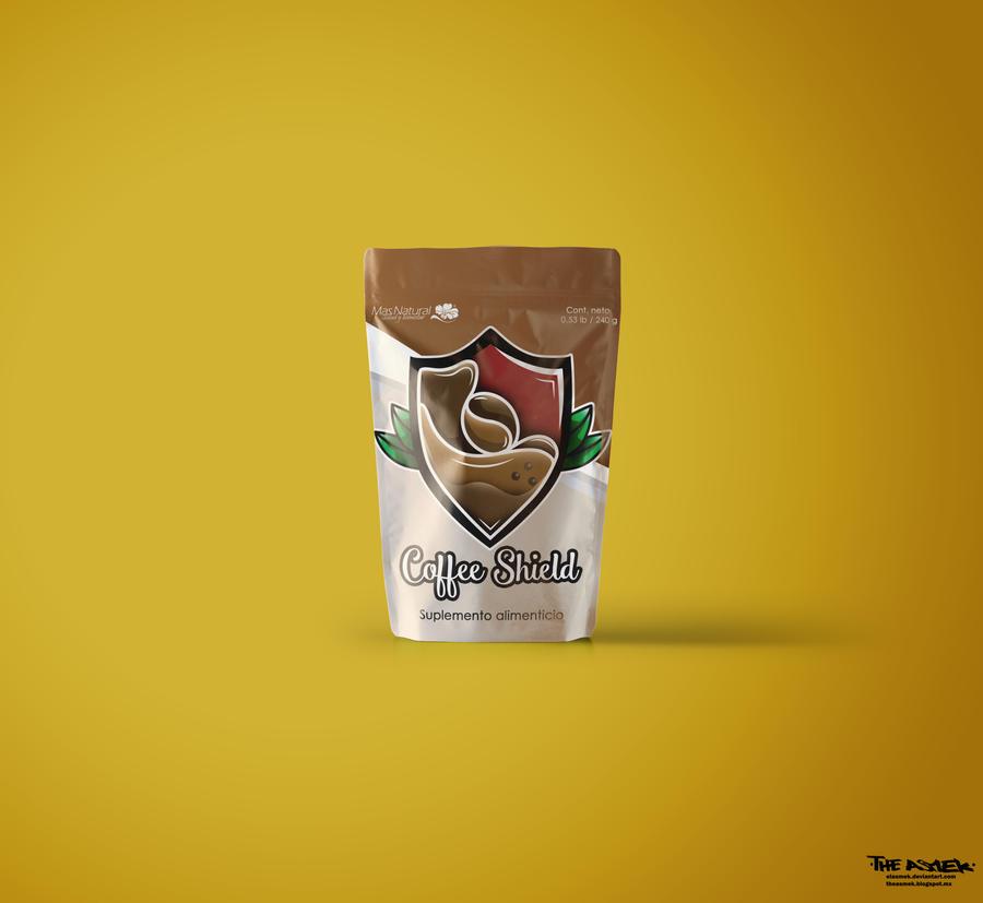 Coffe Shield by ElAsmek