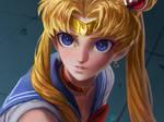 Redraw Sailor Moon
