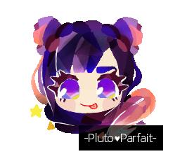 [CS] Pluto Icon by Pluto-parfait