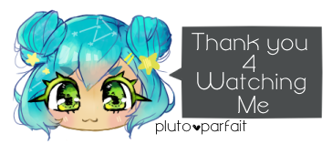 Thanks by Pluto-parfait