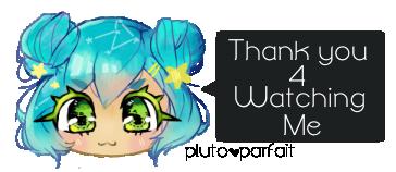 Thanks by Pluto-parfait