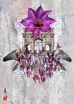 The Flowerd Castle