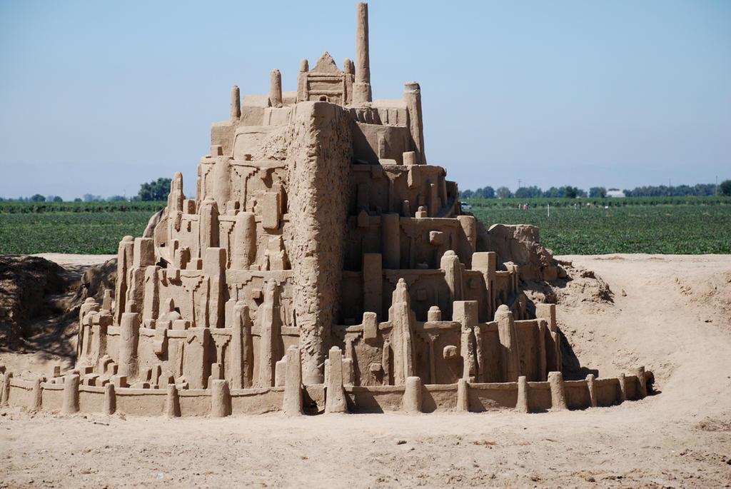 City of Sand by BuckarooJoe