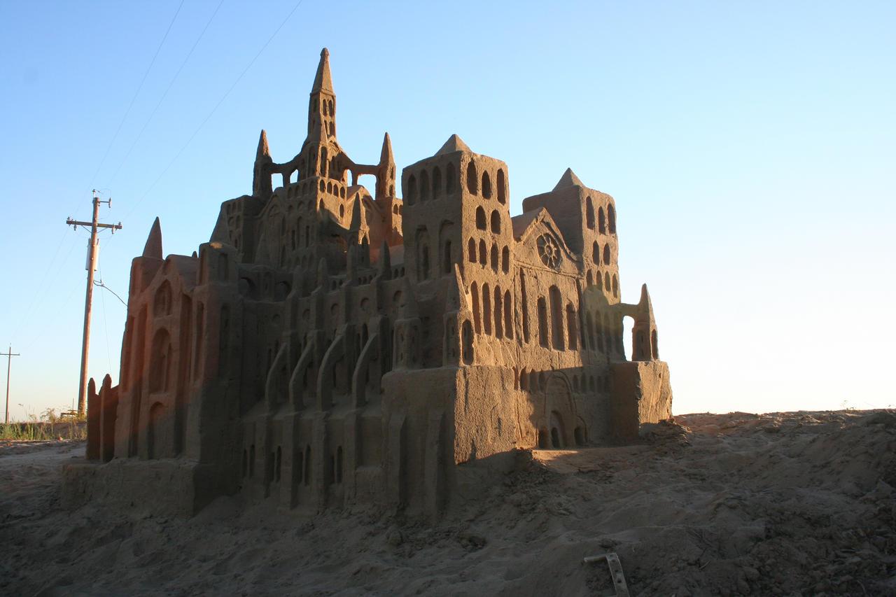 Sand Cathedral 1 by BuckarooJoe