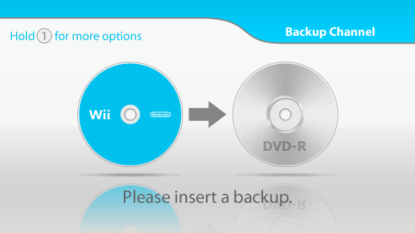 Wii Disc Channel – Air Media Design