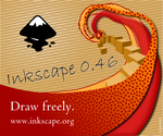 inkscape about-screen by carver-s