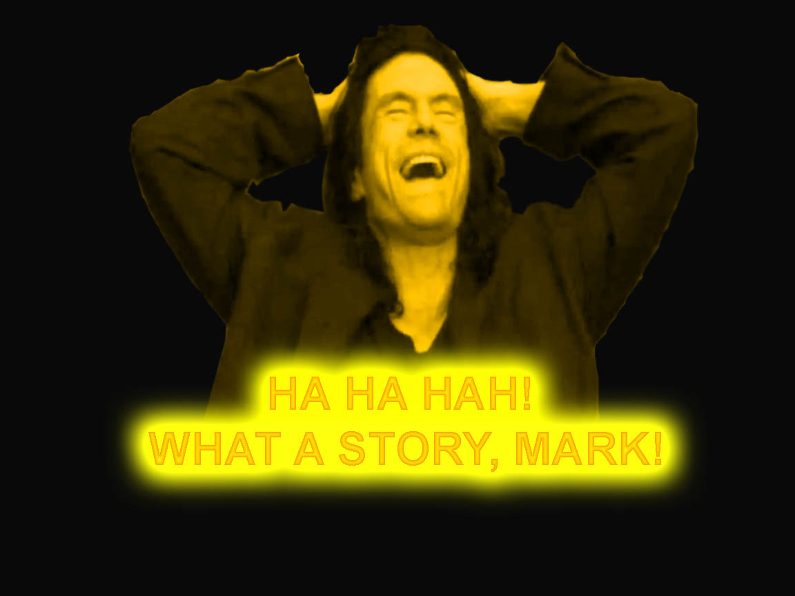What A Story  Mark by
