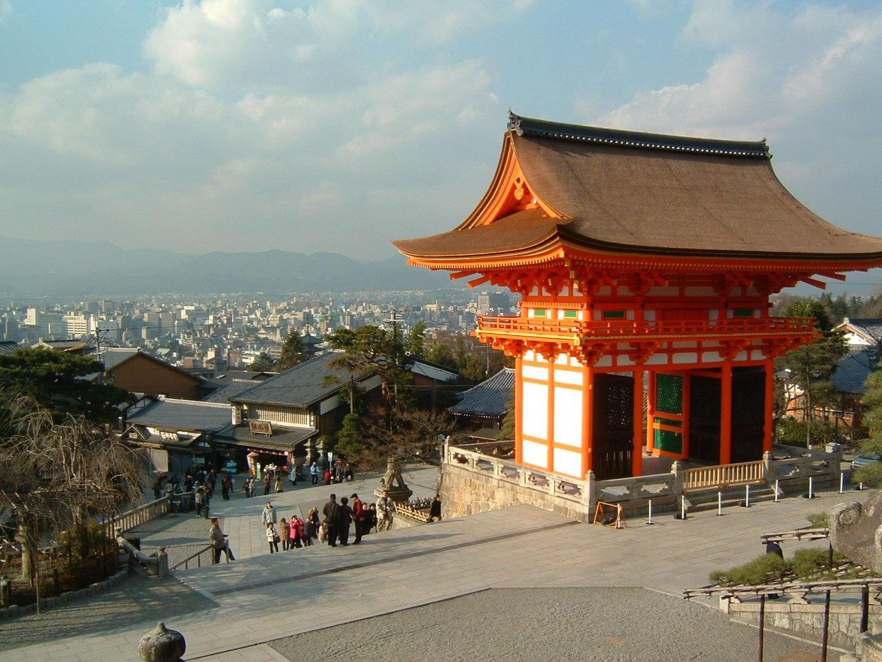 A View of Kyoto by hitokirivader
