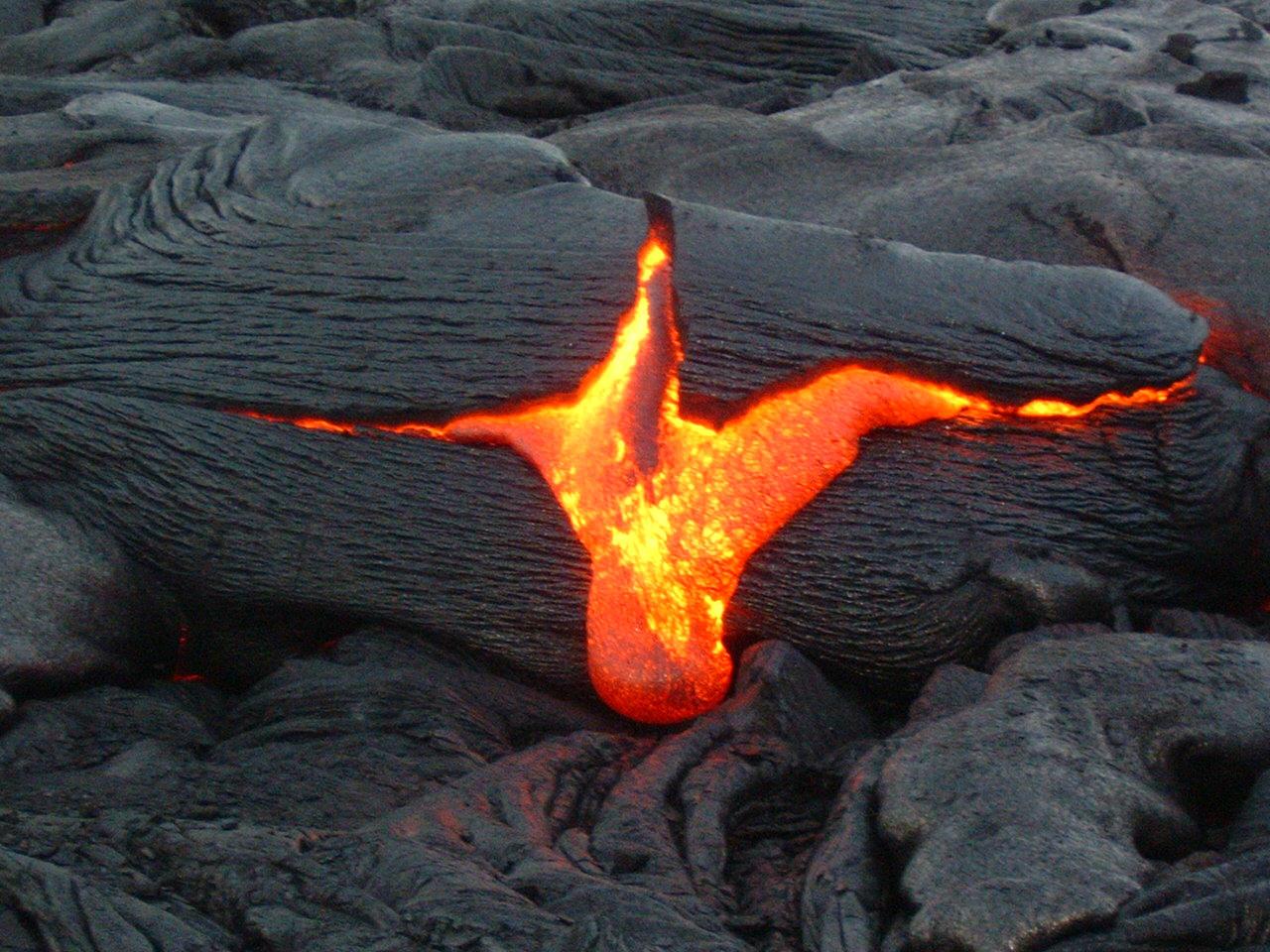 Oozing Lava by hitokirivader on DeviantArt
