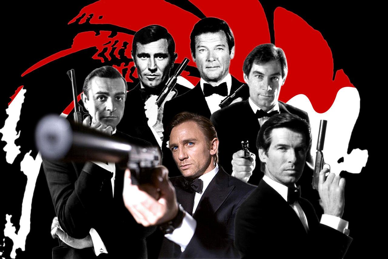James Bond by hitokirivader