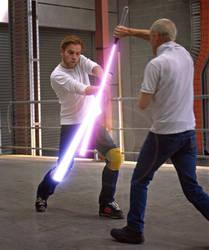 Ewan McGregor vs. Nick Gillard by hitokirivader