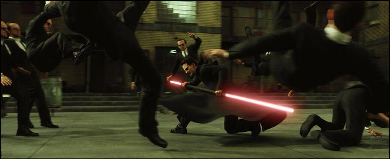 The Matrix Reloaded by hitokirivader
