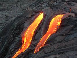 Flowing Lava by hitokirivader