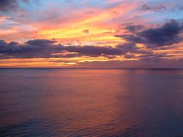 Hawaiian Sunset 2 by hitokirivader