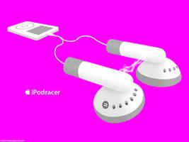 iPodracer by hitokirivader