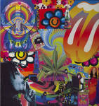 Hippy Collage