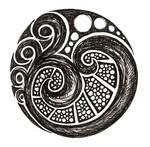 Mandala in Pen