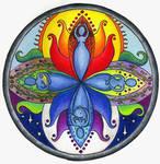 Goddess Mandala